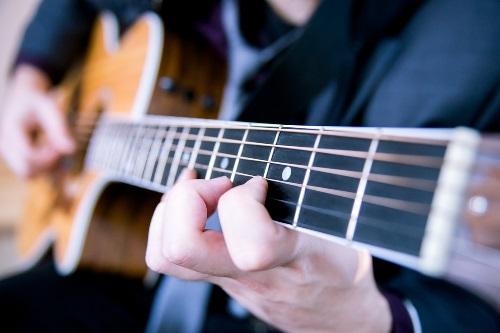 guitar lessons teacher